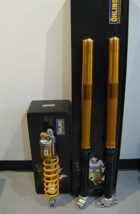 Shock Depan Ohlins Mx King 1 ohlins ttx shocks mx gncc enduro gp pro pilot