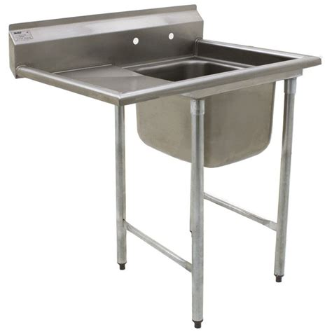 Stainless Steel Commercial Sinks by Eagle 314 16 1 18 One Compartment Stainless Steel