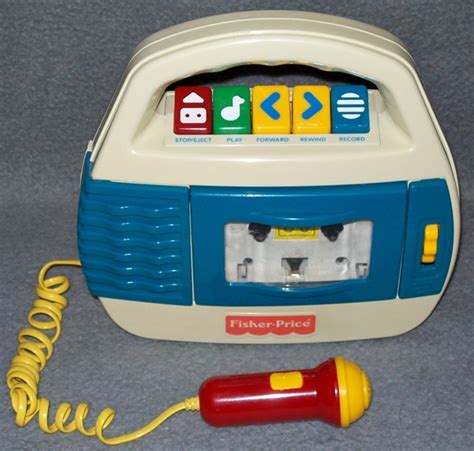 mit price fisher price kinder kassettenrecorder rekorder mit
