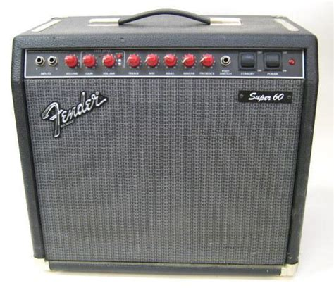 Fender 60 Knob fender knob 60 1x12 combo lifier electric