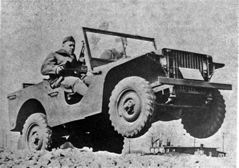 Jeep 1940s Ford Pygmy Jeep