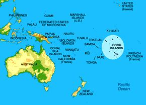 cook islands world map cook islands fact file
