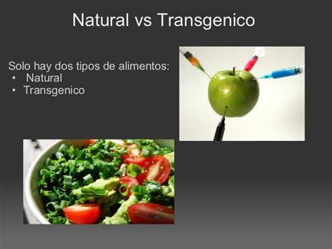 tipos de alimentos transgenicos ventajas y desventajas de los alimentos org 225 nicos