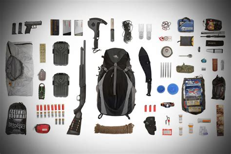 53 essential bug out bag supplies how to build a suburban go bag you can rely upon books bug out bag list of essentials