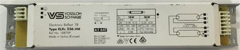 electronic ballast  elxc
