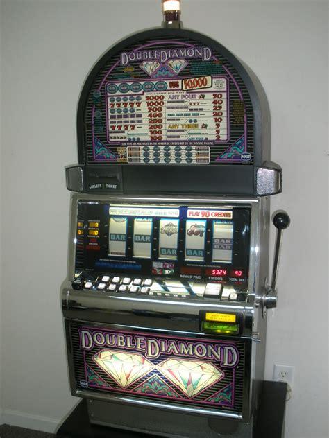 igt double diamond  reel  slot machine   spin bonus  sale gamblers oasis usa