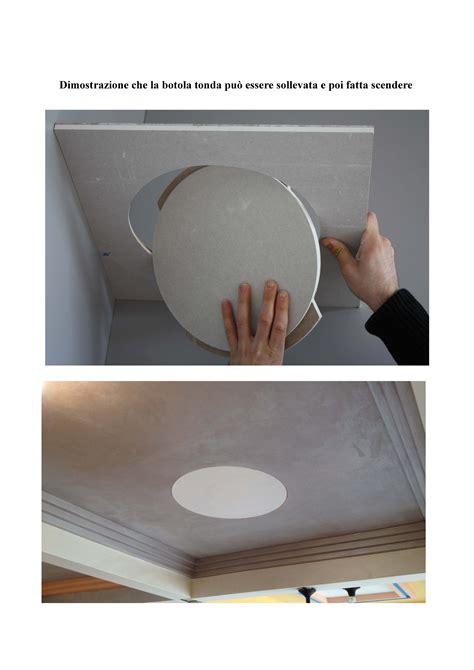botola soffitto botole a soffitto quot fibra gips quot pareti pareti