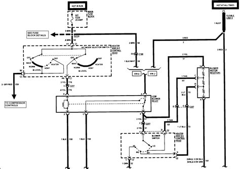 i m looking for a wiring diagram for the heat air blower