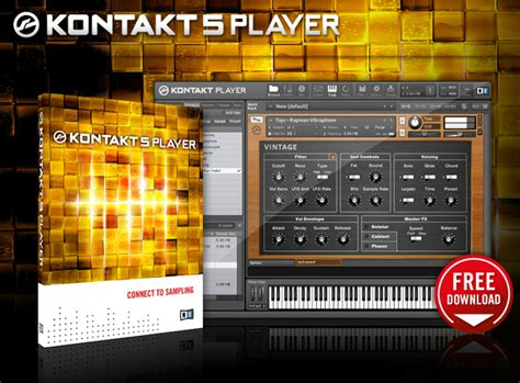 full version kontakt player kontakt 5