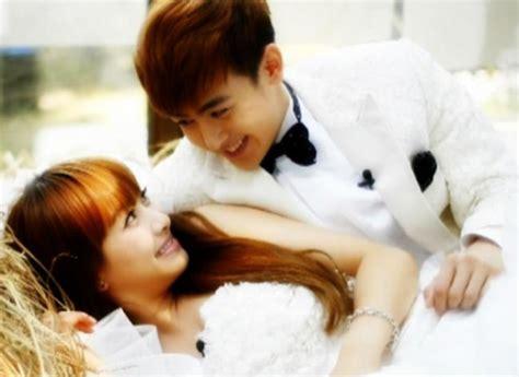drakorindo we got married 2pm s nichkhun and f x s victoria to split soompi