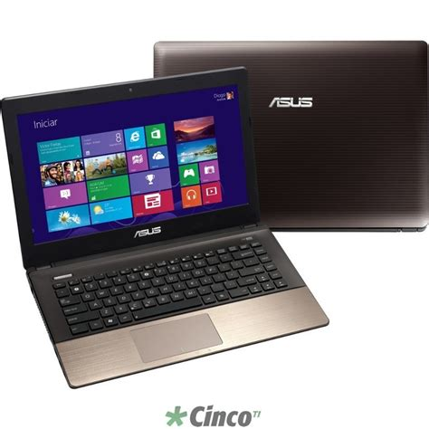Notebook Asus K45a Boot notebook asus i5 3210m 6gb hd 500gb windows 8 tela 14 quot k45a vx164h cinco ti