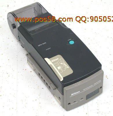 Printer Nikon dpu3245 dpu 3245 printer units nikon retinomax autorefactor printer dpu 3245 for sale new and used