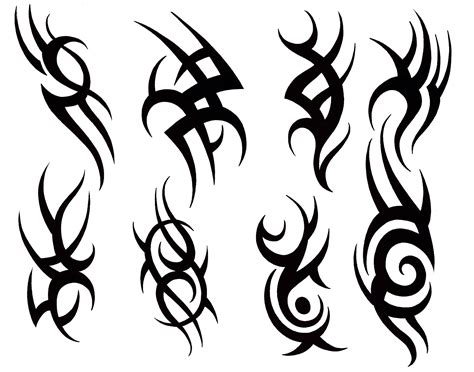 tribal tattoo templates tribal designs for cool tattoos bonbaden