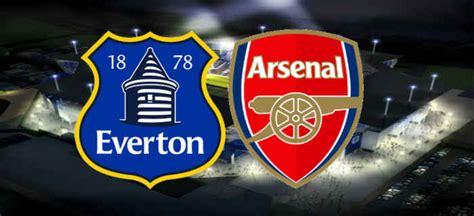 arsenal everton live stream arsenal vs everton live stream free preview team news tv