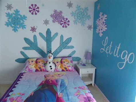 frozen room ideas dormitorios para ni 241 as tema frozen dormitorios colores y