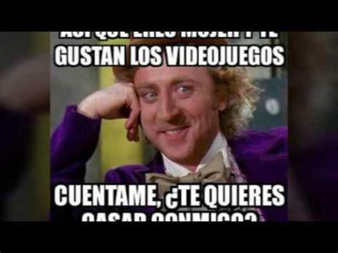 Los Memes - los mejores memes de videojuegos youtube