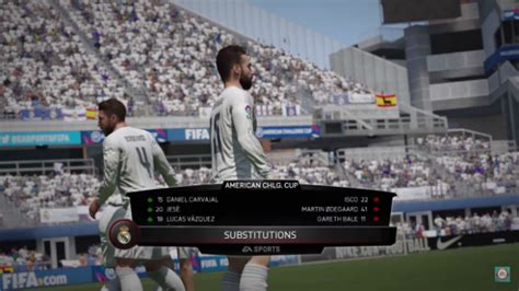Fifa Mba Internship by More Details On Fifa 16 Career Mode
