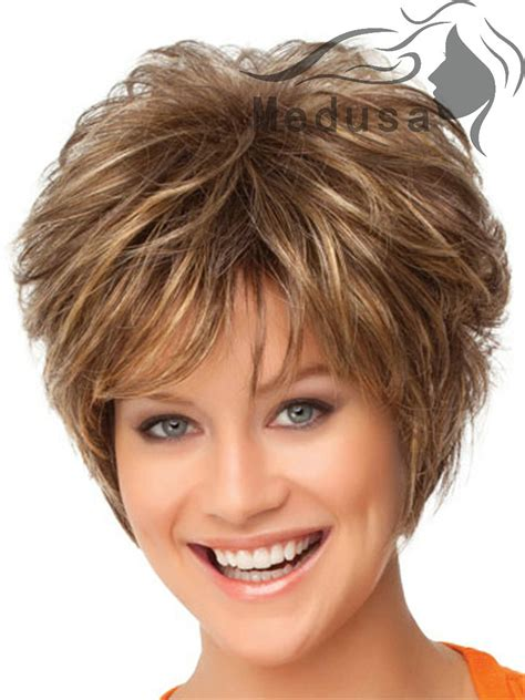 short hair puffy american european fashion women hot sale popular brown