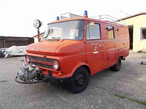 Auto 9 Sitzer by Opel Blitz Feuerwehrauto 9 Sitzer Ffw Nutzfahrzeuge