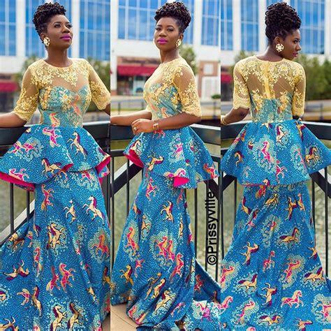 i need nice style for ankara gown 10 beautiful asoebi and ankara styles over the weekend