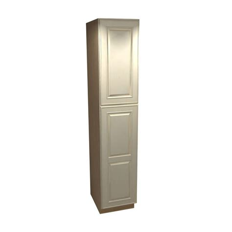 Cabinet Doors Home Depot Home Decorators Collection Assembled 18x84x24 In Holden Pantry Cabinet With 2 Doors Left