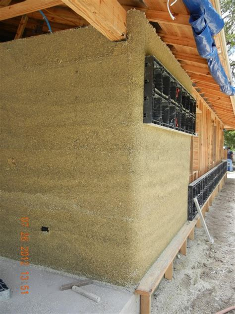 Tiny Home Square Footage by Hempcrete House