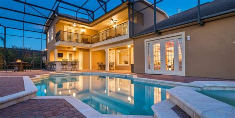 vacation rental homes in florida orlando vacation home rentals near disney all