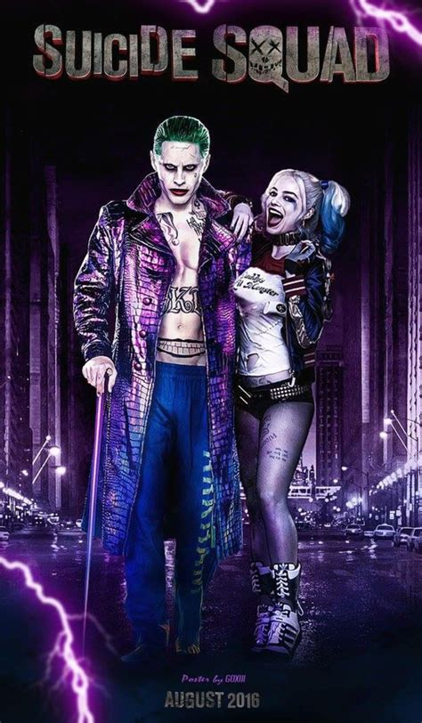 joker suicide squad 2016 movies wallpaper 2018 in movies suicide squad jared leto margot robbie poster wallpaper