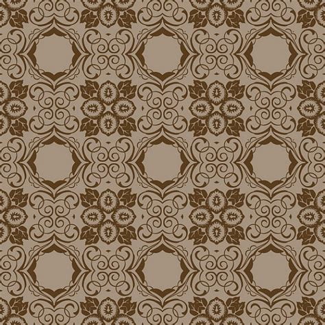 brown pattern free brown ornamnets pattern vector free download