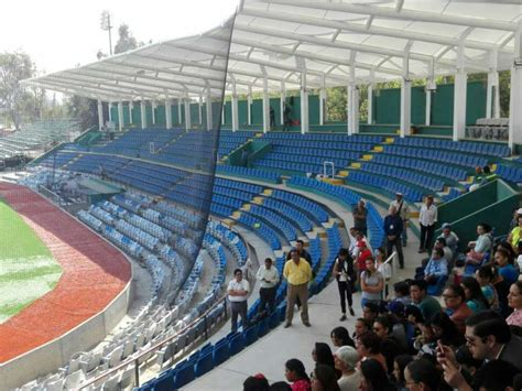 imagenes de leones bravos estadio domingo santana listo para el regreso de los