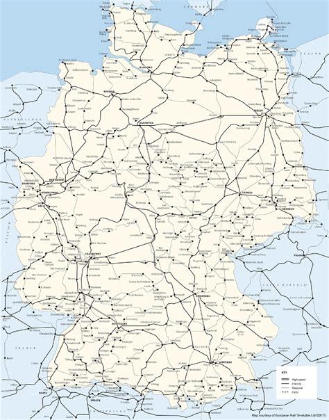 german system map european rail network maps loco2 help