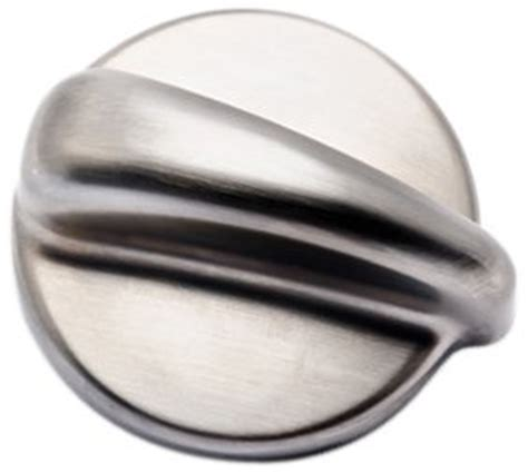 Stainless Steel Oven Knobs by Ge Wb03t10266 Knob Assembly For Stove Home