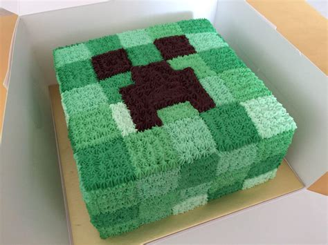 Kuchen Torte by Pin Minecraft Comments 187j4h Creeper Cake Posted By