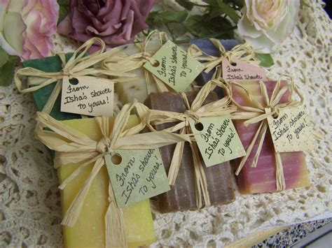 50 bridal shower favors soaps mini soaps shea butter