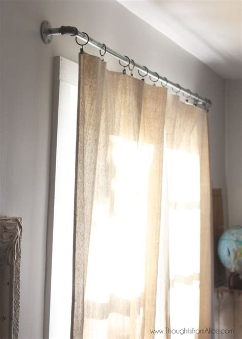 how to make curtains from drop cloths 5 minute no sew drop cloth curtains drop cloth curtains