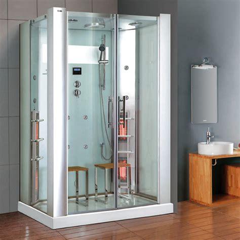 dusche in dusche dusche dfbad infrarotkabine korsika spa