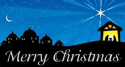 merry christmas card jesus   manger christian blog