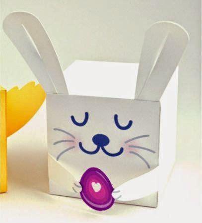 membuat kerajinan untuk sd membuat sendiri kotak lucu berbentuk kelinci kerajinan