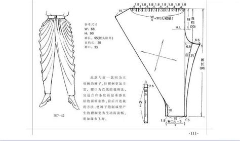 pinterest pattern drafting 转载 自学服装第六课 下装 裤装 1 sewing tips 2 pinterest