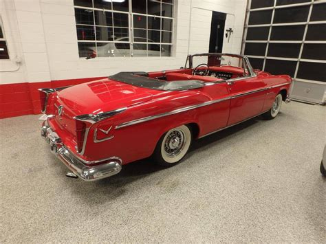 Chrysler Convertible For Sale by 1955 Chrysler For Sale 1893726 Hemmings Motor News