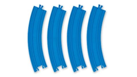 Plarail Track Rail R 22 Y Shaped Point curve rail 4 pcs tomy blue track r03 rails ebay