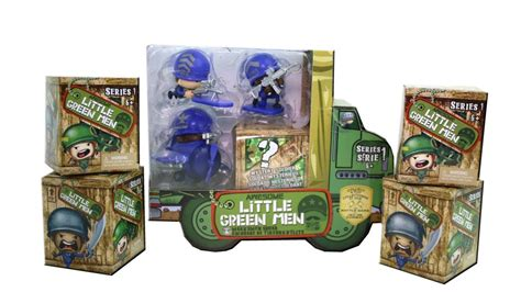 4all Series Green awesome green series 1 blind boxes and marksman squad pack unboxing review