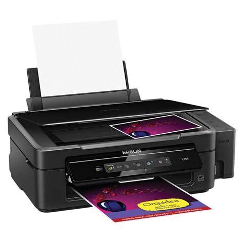 Printer Epson Plus Fotocopy harga printer epson l355 plus spesifikasi desember 2013 harga terbaru