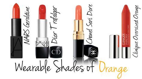 best wearing lipstick 8 best orange lipsticks for fair to skin 2018 how
