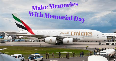 emirates deals hurry emirates airline offers memorial day sale