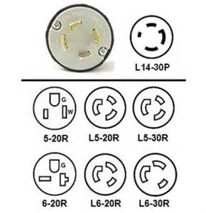 l14 30p generator power cord adapters l14 30 locking to 5 20r l5 20r l5 30r 6 20r l6