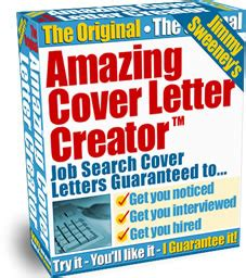 the amazing cover letter creator amazing cover letters cover letter and application