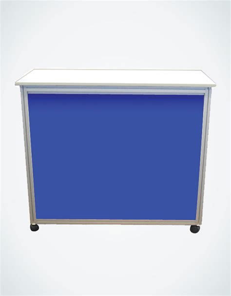 Counter Cabinet by Nq Exhibitions Octavia Counter Cabinet Large