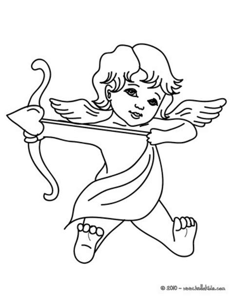 valentine angels coloring pages angel of love coloring pages hellokids com