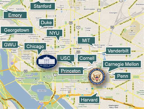 washington dc universities map speech therapy rhotacism